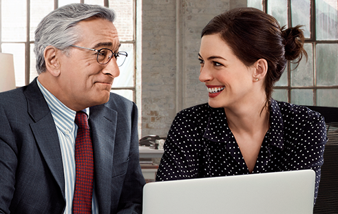 New Fashion Film 'The Intern' Hits Theaters September 25