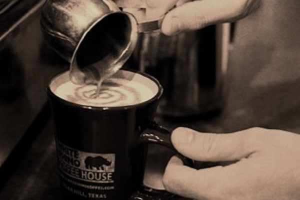 White Rhino Coffee House