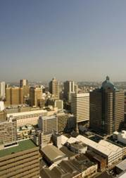 City of Durban South Africa