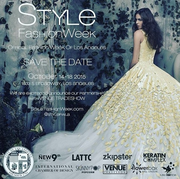 Style Fashion Week LA Promo