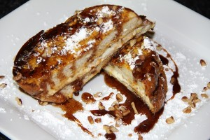 Thanksgiving Pumpkin Pie French Toast2