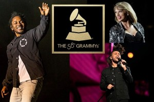 58th Grammy Nominations