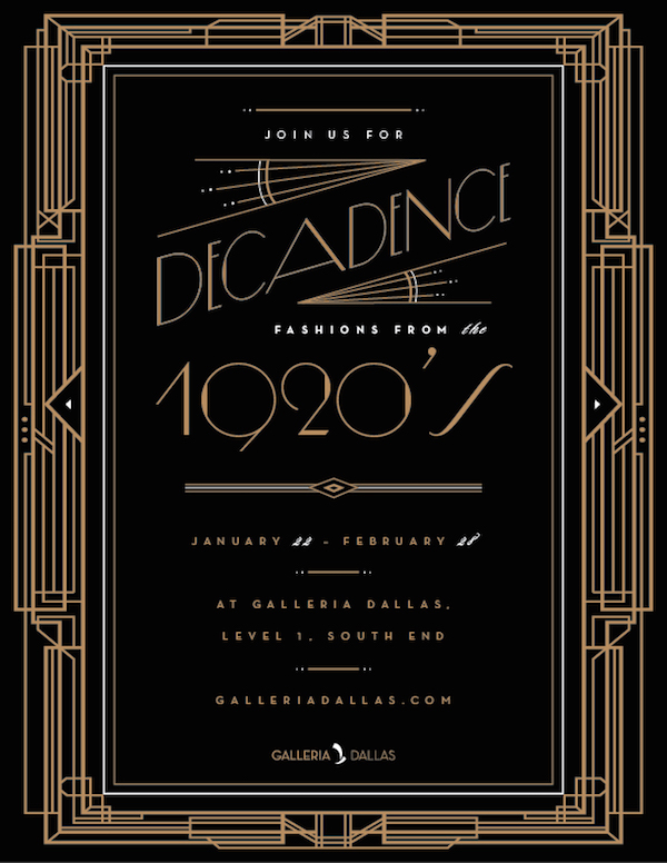 Decadence Galleria Dallas