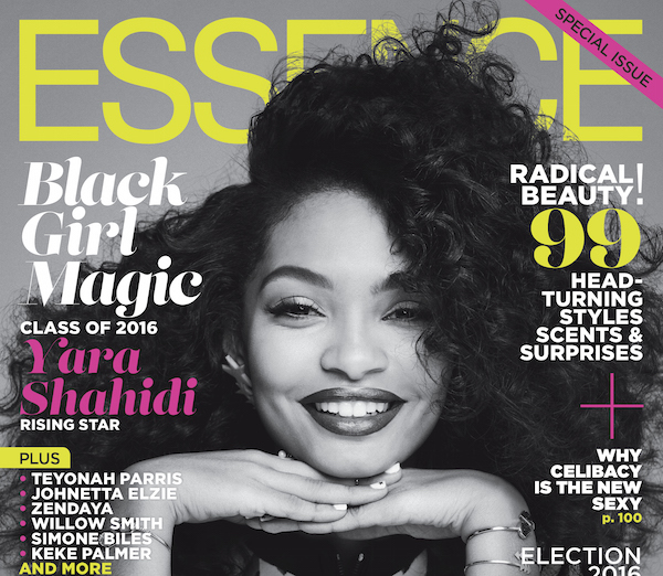 Essence Black Girl Magic Lead Image Yara Shahidi