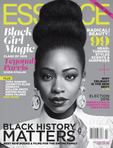 Essence Black Girl Magic TeyonahParris_Cover
