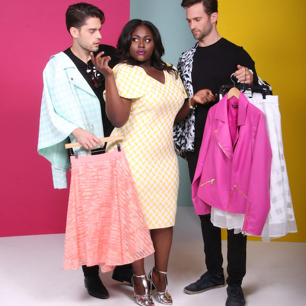 Christian Siriano for Lane Bryant 10