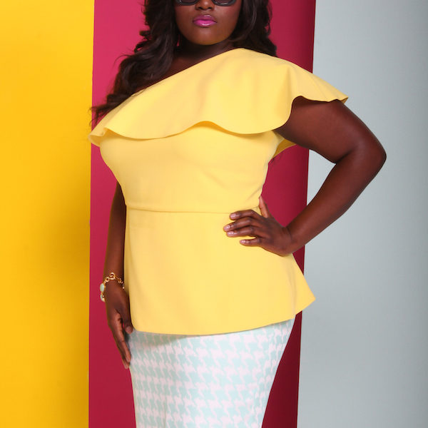 Christian Siriano for Lane Bryant1