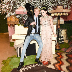 Ken Downing, Stacey Bendet alice + olivia 2016