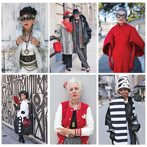 Advanced Style Older & Wiser