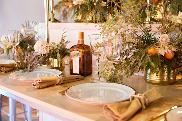 Mod for the Holidays: Cointreau Displays New Twist to Entertaining