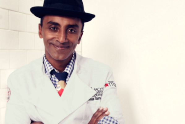 Celebrate Black History Month at Macy's Galleria Dallas with Chef Marcus Samuelsson