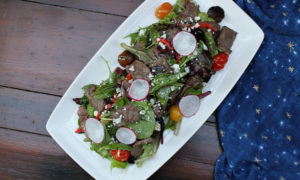 Lazy Dog Restaurant Addison Grilled Steak Salad