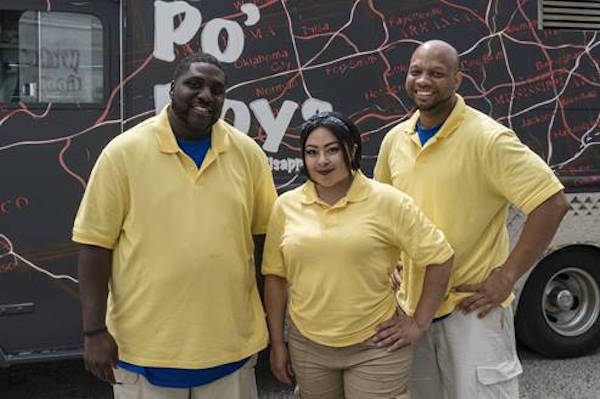 Dallas' Mr. Po' Boys Brings The Heat to Food Network's The Great Food Truck Race