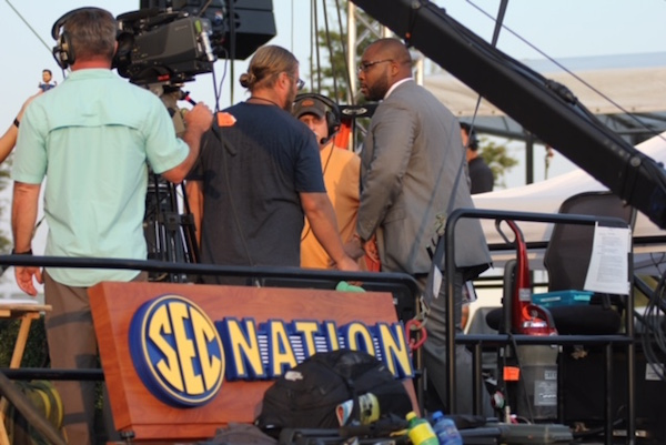 Marcus Spears SEC Nation