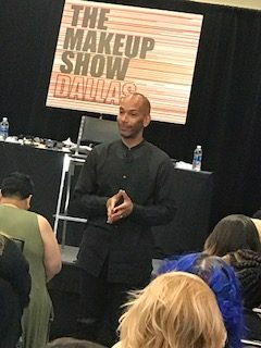 Sam Fine The Makeup Show 2017 Dallas