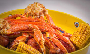 Shell Shack Crab