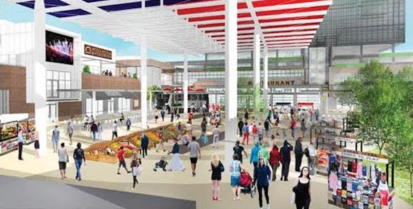 New Entertainment District Big Beat Dallas to Open in Irving's Toyota Music Factory This Spring