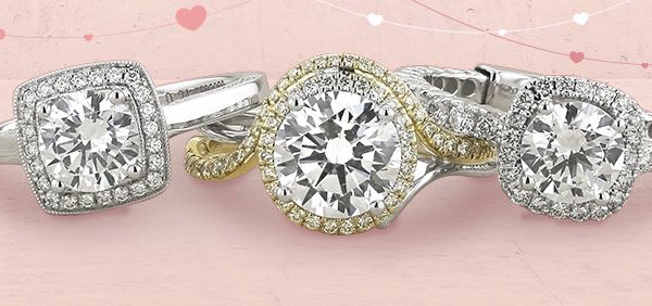 Simon G Engagement Rings from Robbins Brothers