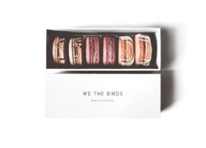 We The Birds Macarons