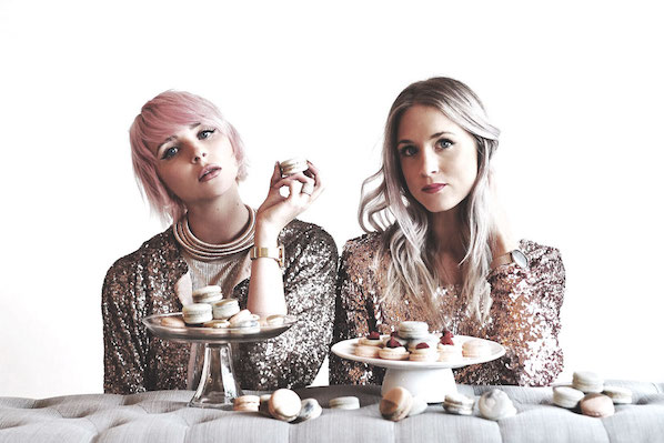 Style Sisters 'We The Birds' on Vegan Macarons, Travel & The 'Sweet' Life