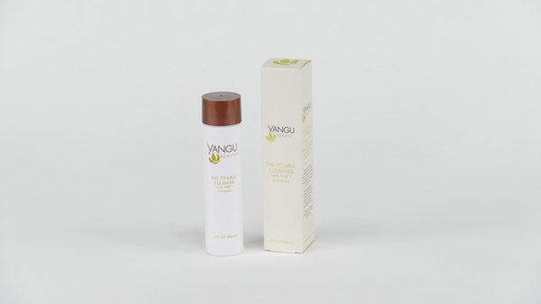 Yangu Beauty Gel to Milk Cleanser