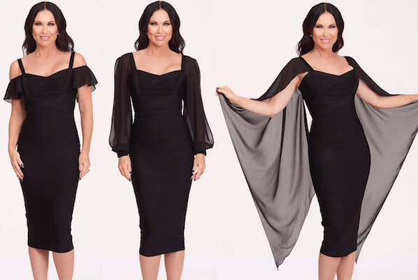 Real Housewives of Dallas Star LeeAnne Locken Creates L'Infinity: The Ultimate Little Black Dress