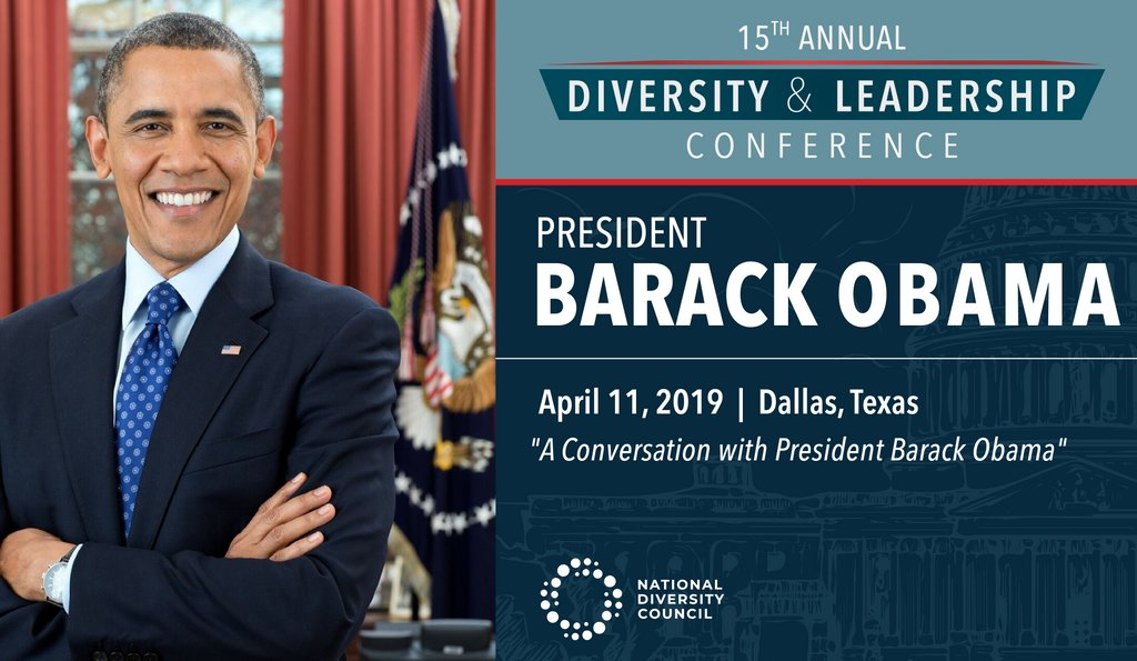 barack obama national diversity council