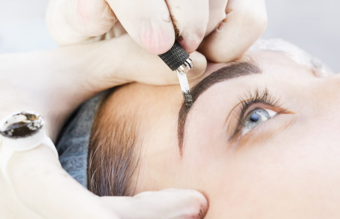 Painless Microblading: Dream Made True with Dr. Numb® Topical Anesthetics