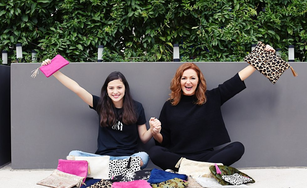 Local Radio Queen Kellie Rasberry Launches Online Mama-Daughter Fashion Collab, Emma Kelly & Me