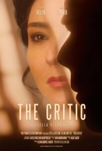 The Critic | Official Poster Stella Velon