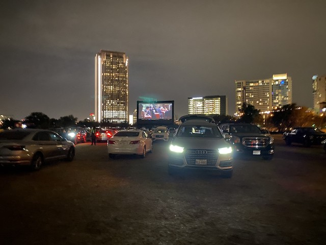 Rooftop Cinema Club The Drive-In at Central