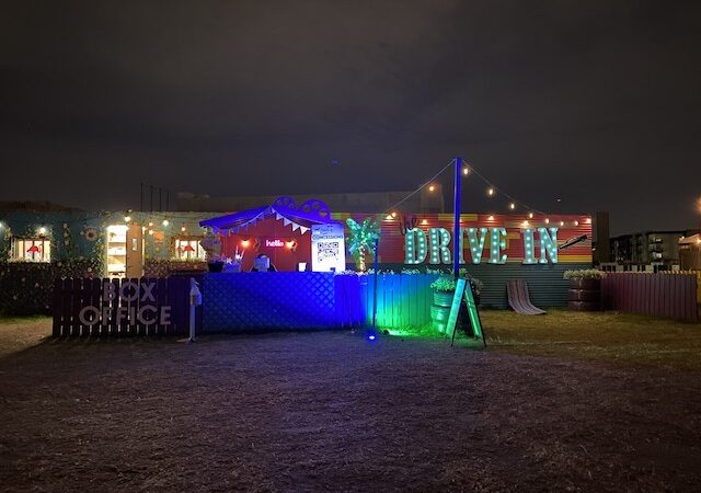 The Drive-In at The Central Invites You for a Drive-In Movie Date Night for Valentine's Day
